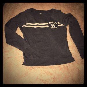 Girl's Justice Athletic Pullover Sweatshirt